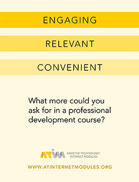ATIM Professional Development