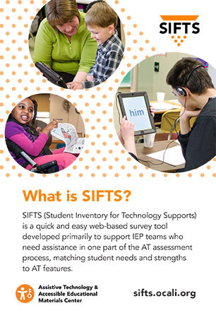 SIFTS Student Inventory for Technology Supports